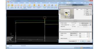 ArCADia - modul Venkovní Plynové instalace