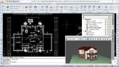 ArCADia - BIM základ (DWG CAD systém)